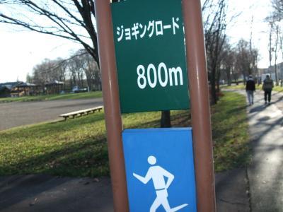 ジョキングコース