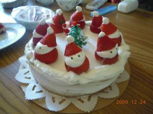 クリスマス20096