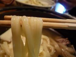 銭 鍋麺 .