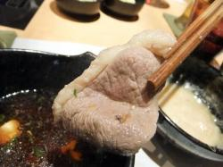 おぼ 鴨肉 .