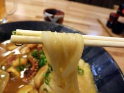 真 カレー 麺 .