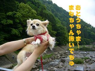 香嵐渓(まな1)