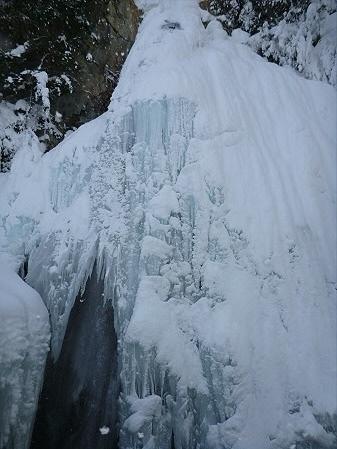 県民の森七滝氷瀑05(2013.1.30)