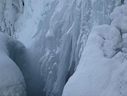 県民の森七滝氷瀑08(2013.1.30)