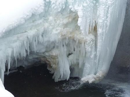 県民の森七滝氷瀑09(2013.1.30)