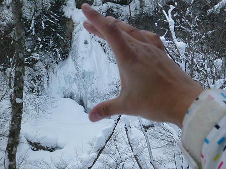 県民の森七滝氷瀑25(2013.1.30)