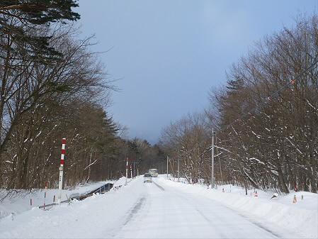 県道23号線01(2013.2.9)