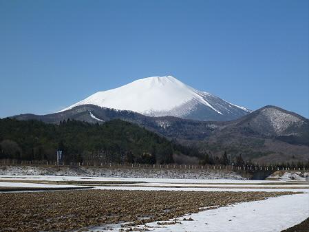 平笠の岩手山01(2013.3.15)