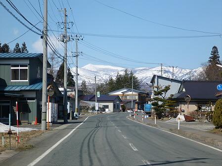 平笠の道路01(2013.3.15)