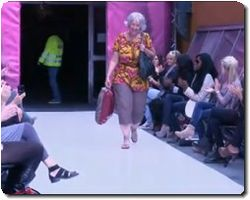 Surprise Catwalk
