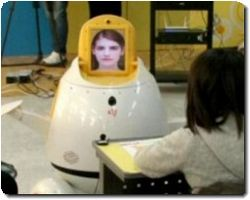 Korean schools welcome more robot teachers