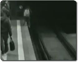 10-Year-Old Boy Falls Onto Subway Tracks While Playing Video Games