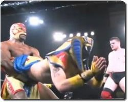 Thats the Most Illegal Thing Ive Seen in the History of Wrestling!