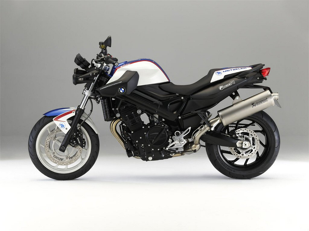 2010 BMW F800R Chris Pfeiffer Edition 5