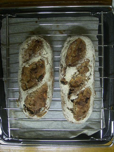 無花果とくるみのパン・プロヴァンス風♪