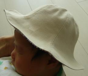 ブログ2 0508帽子