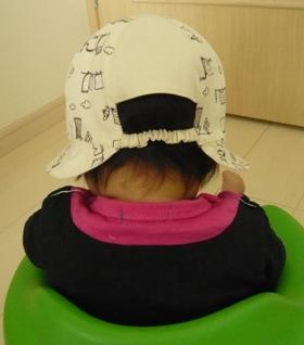 ブログ2 0814帽子3