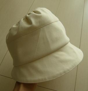 ブログ2 0816帽子2