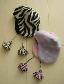ブログ2 1107帽子2