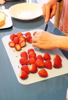 イチゴのタルト2・6