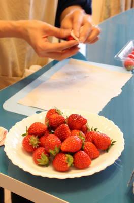 イチゴのタルト2・6・2