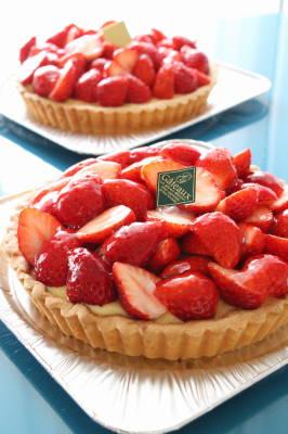 イチゴのタルト2・6・3