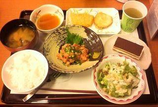 琵琶湖5夕飯