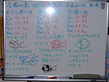 宮古島 ログデータ 2009/11/4