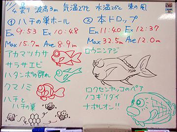 宮古島 ログデータ 2009/11/5