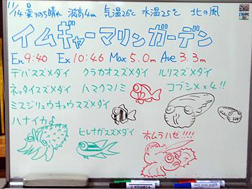 宮古島 ログデータ 2009/11/14