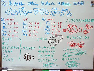 宮古島 ログデータ 2009/11/21