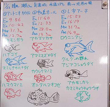宮古島 ログデータ 2009/11/22 チーム将門
