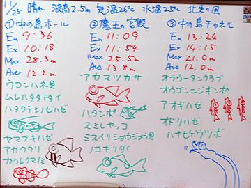 宮古島 ログデータ 2009/11/25