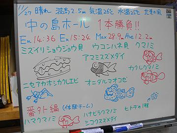 宮古島 ログデータ 2009/11/27
