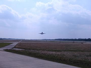 下地島 飛行機訓練場