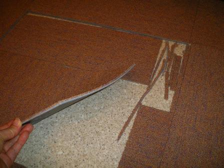 端材も下地調整に使います