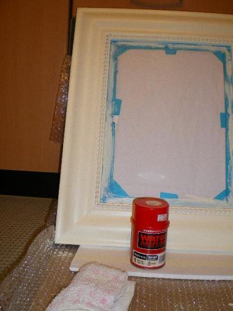 仕上げに.WARCOオイルフィニッシュを塗って.しっとり
