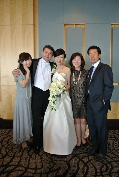 Hiroshi優子さんwith ISD