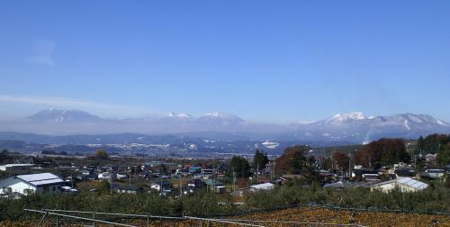 北信五岳(25.11.14)