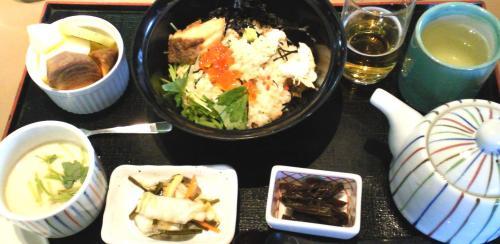 鯛茶漬け(25.11.23)