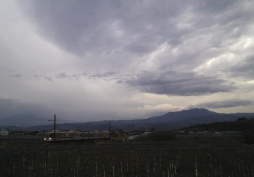 風雲急を告げる(25.11.25)