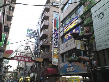 ホテル近くの風景(25.9.5)