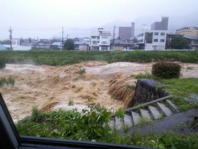穂波大橋上流(25.9.16)