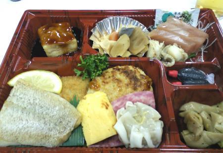 懇親会お料理(25.10.1)