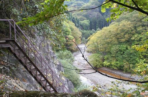 角間川上流(25.10.11)