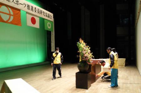 舞台準備(25.10.19)