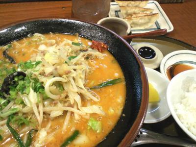 三宝亭の味噌ラーメン(25.10.21)