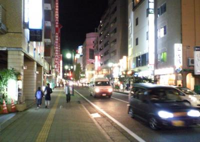 新潟の夜(25.10.23)