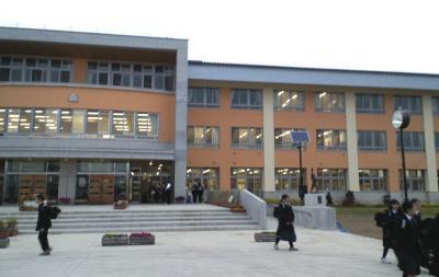 新しい校舎(25.10.23)