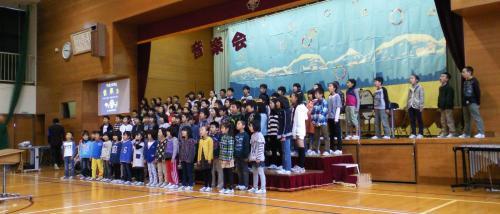 全校合唱(25.10.26)